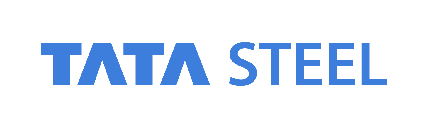 This is the official Tata Steel logo as issued by Group Communications in August 2010.